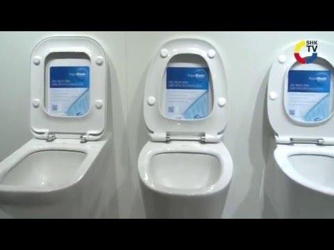 Ideal Standard: AquaBlade Technologie