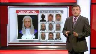 Racially motivated moslem rapists sentenced