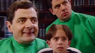 BARBER Bean | Mr Bean Full Episodes | Mr Bean Official