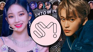 SM Entertainment Timeline - The Kpop Company That Started It All