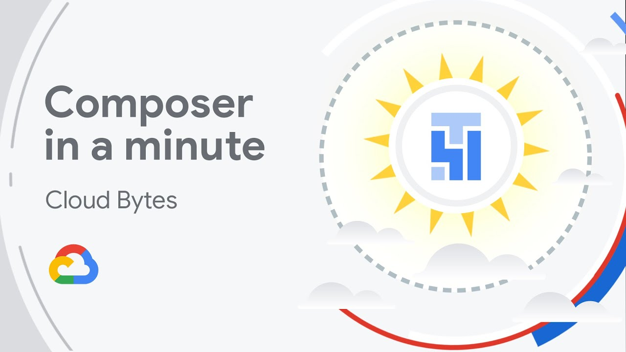 Cloud Composer is a fully managed workflow orchestration service based on Apache Airflow that allows one to author, schedule, and monitor workflows within a hybrid or multi-cloud environment. In this episode of Cloud Bytes, we give you a brief overview of what Cloud Composer is and how to use it!