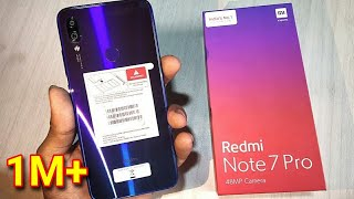 Redmi Note 7 Pro 🔥 Unboxing And Review🔥🔥