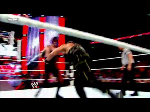 Roman Reigns is the Last Man Standing   WWE Raw Slam of the Week 8 4