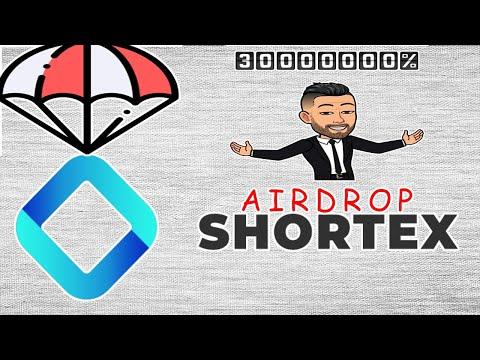 Airdrop ShortexExchange Muito Fácil U$20 , Paga em 21/05/2019