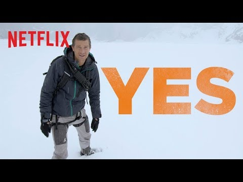 Netflix interactive Bear Grylls show will allow you to control his