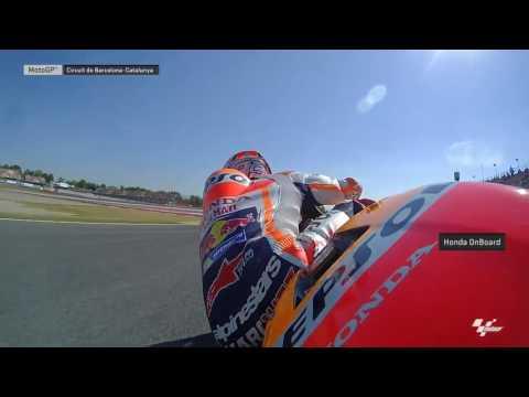 #CatalanGP: Honda OnBoard