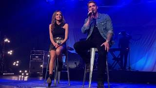 Brett Young And Carly Pearce  Whiskey Lullaby