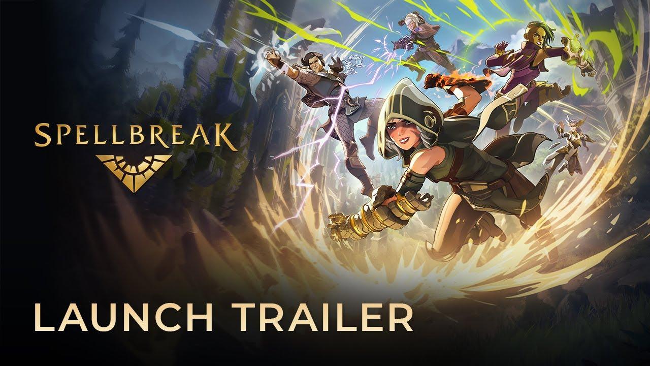 魔法吃雞遊戲《Spellbreak》公開最新宣傳片,遊戲確認將於9月3日以F2P模式登陸PS4/Xbox One/Switch/Epic商城。 Maxresdefault