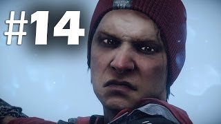 Infamous Second Son Part 14 - Smoke and Mirrors - Gameplay Walkthrough PS4