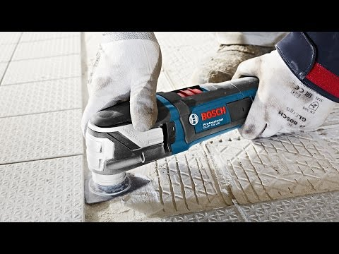 Bosch GOP 55-36 Oscillating Multi-Cutter - Best on the Market?