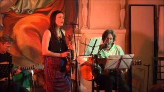 Farewell, Farewell (Fairport Convention) - Cover by Thom and Anjali Krystofiak