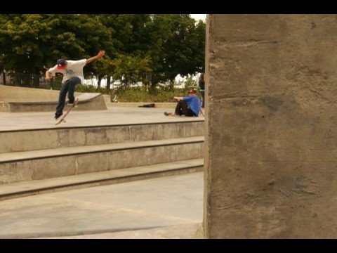 Port Townsend Skatepark Montage - WATCH IN HIGH QUALITY MODE!