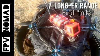 """RTH TEST AND FIRST """"MILE"""" 