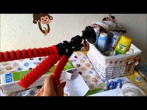 Installation Angelcare Babyphone mit Bewegungsmelder