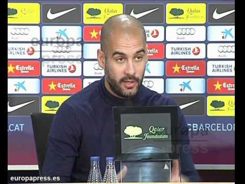 "Guardiola considera a Messi ""indiscutible"""