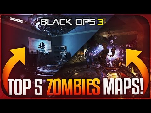 Amazing Top 5 Zombie Maps Galleries - Printable Map - New ...