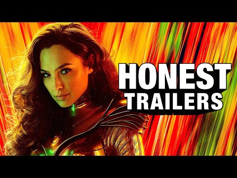 An Honest Trailer for Wonder Woman 1984