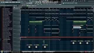 Martin Garrix (ft. Usher) Don't Look Down (flstudio remake)