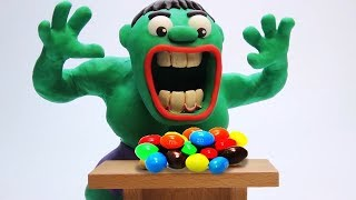 OLD MACDONALD HAD A FARM 💖 GREEN BABY EAT COLORS M&Ms 💖 #Nursery Rhymes & Kids Song