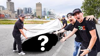 BUYING MY FRIEND HIS DREAM CAR ... SUPERCAR DELIVERY! *EMOTIONAL*