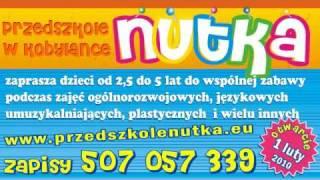 preview picture of video 'Przedszkole Nutka Szczecin Kobylanka zaprasza'