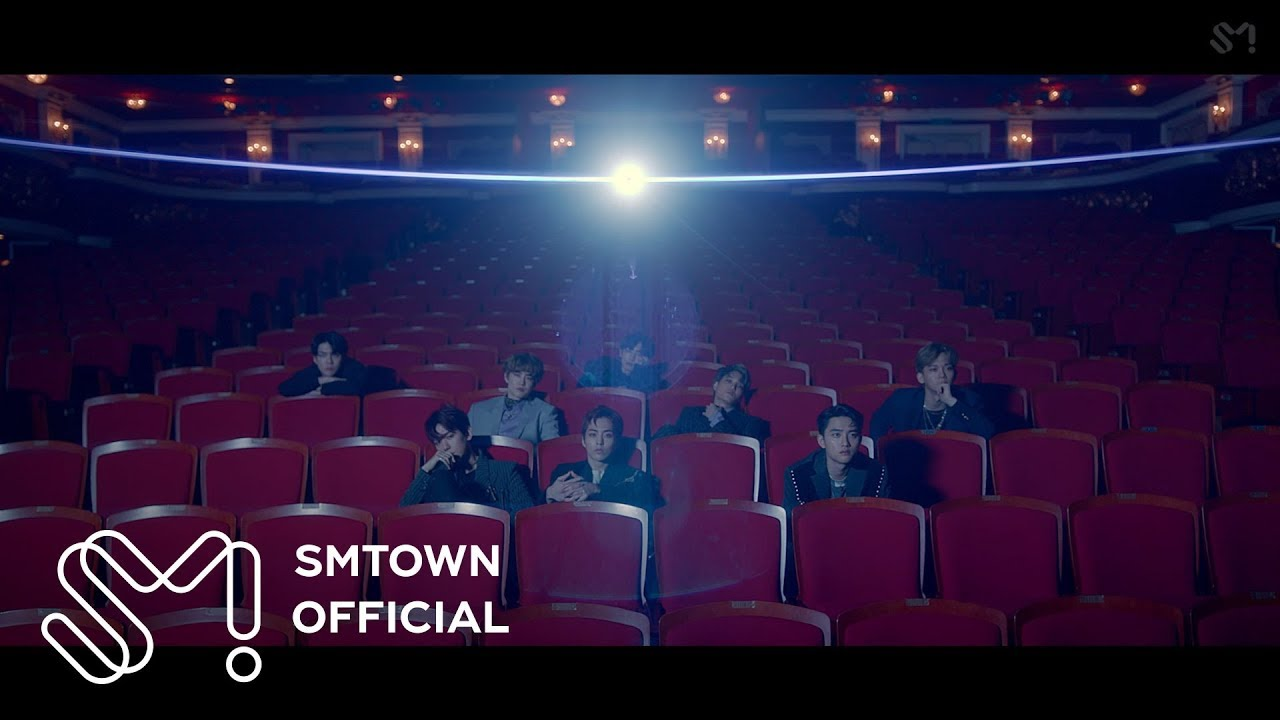 [Korea] MV : EXO - Love Shot
