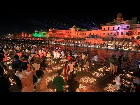 Τα φώτα του Diwali