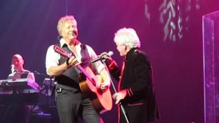 Air Supply perform Love and Other Bruises Palais Theatre, Melbourne, 8 June 2016