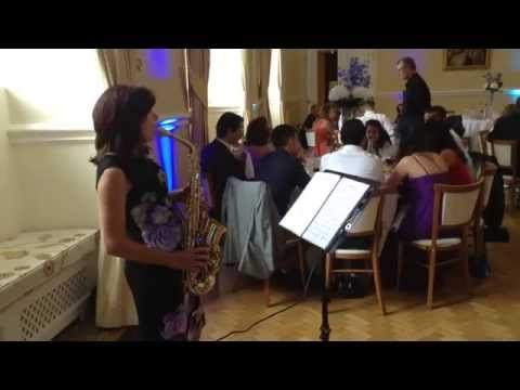 Sarah The Saxophonist Video