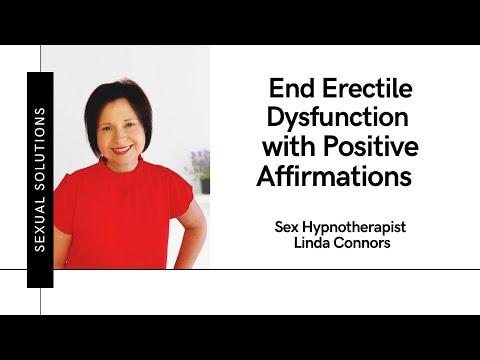 Positive Affirmations Meditation for Erectile Dysfunction