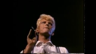 David Bowie Sings 'Imagine'   A Tribute To John Lennon
