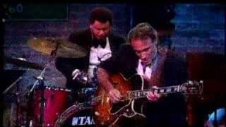 Black Night -- Charles Brown blues