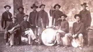 97th Regimental String Band - Rosin the Beau (Civil War Music)