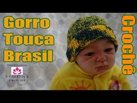 Gorro/Touca Brasil