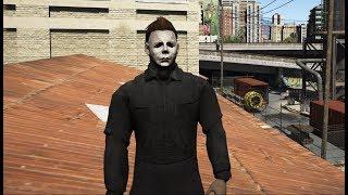 GTA 5 - Quá khứ của tên sát nhân kinh dị Michael Myers | GHTG