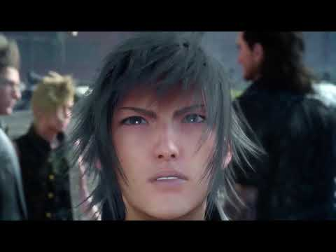 Final Fantasy XV x Final Fantasy XIV - Collaboration Trailer
