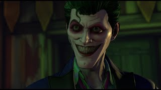 Jokers Dinner Party - (Batman: The Enemy Within - Episode 5: Same Stitch)