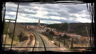 preview picture of video 'Viva la vía (Teruel-Estivella)'