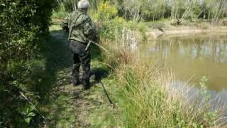 Ловля карпа на флет в англии