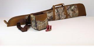 Realtree Camo Shotgun Rifle Case W  Shell Bag