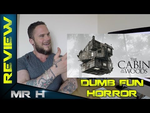 THE CABIN IN THE WOODS MOVIE REVIEW – Dumb Fun Horror
