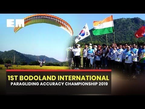 Assam: Indonesia shines at 1st Bodoland paragliding championship