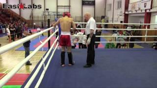2 kolo KE   KL juniori  63,5kg, Maršala vs Antol