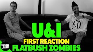 Flatbush Zombies - U&I REACTION/REVIEW (Jungle Beats)