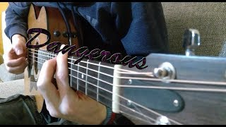 Dangerous   David Guetta | Fingerstyle Guitar Cover