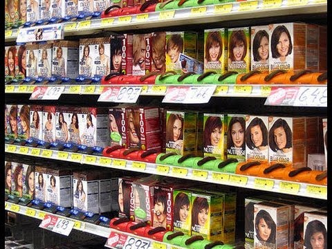 How to Pick the Right Box Hair Dye Color