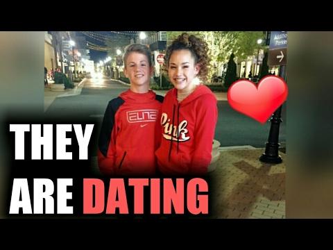 MattyBRaps and Gracie Haschak DATING