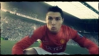 Как играл Криштиану Роналду за Манчестер Юнайтед | Избранные