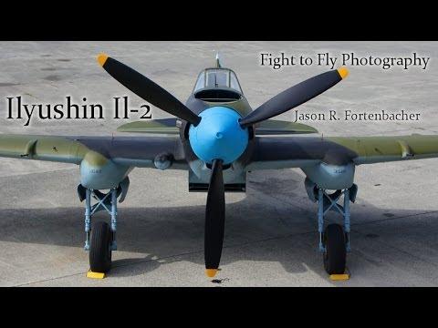 Il 2 Shturmovik - WWII's Flying Tank