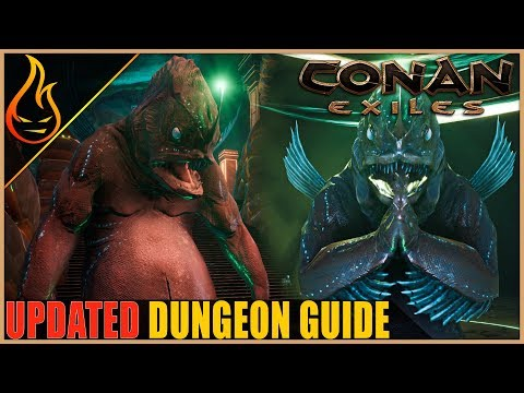 Conan Exiles Dungeon Of Dagon Updated Guide
